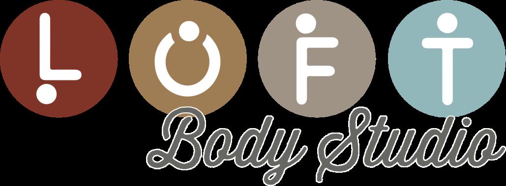 LOFT Body Stúdió logó