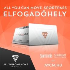 AYCM Sportpass elfogadóhely