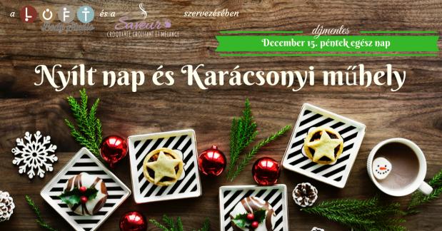 FB event_Nyitott stúdió és Karácsonyi műhely