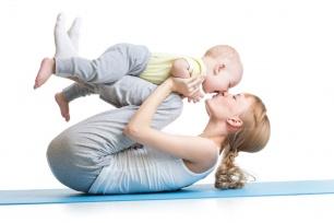 Pilates alapú baba-mama torna