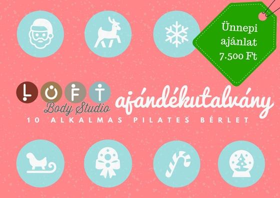 LOFT_Ajándékutalvány_Karácsonyi akció (1)