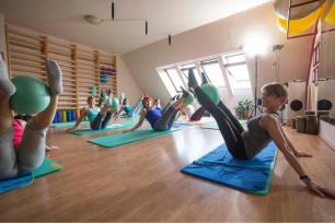 Horváth Éva, Pilates, oktató, funkcionális tréner