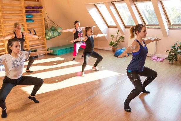Horváth-Polgár Dóra, Pilates, Jóga, SMR Core, Ballet Body, Spinning oktató,funkcionális tréner