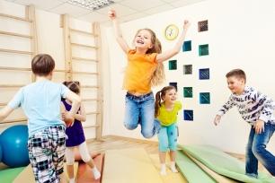 Mozgásfejlesztő gyerektorna