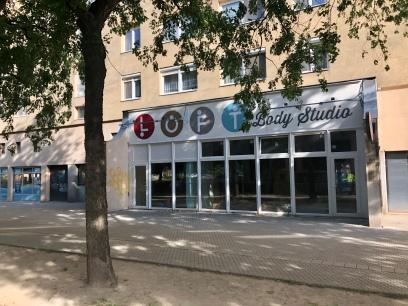 ÚJ LOFT Body Stúdió: József Attila utca 2/D