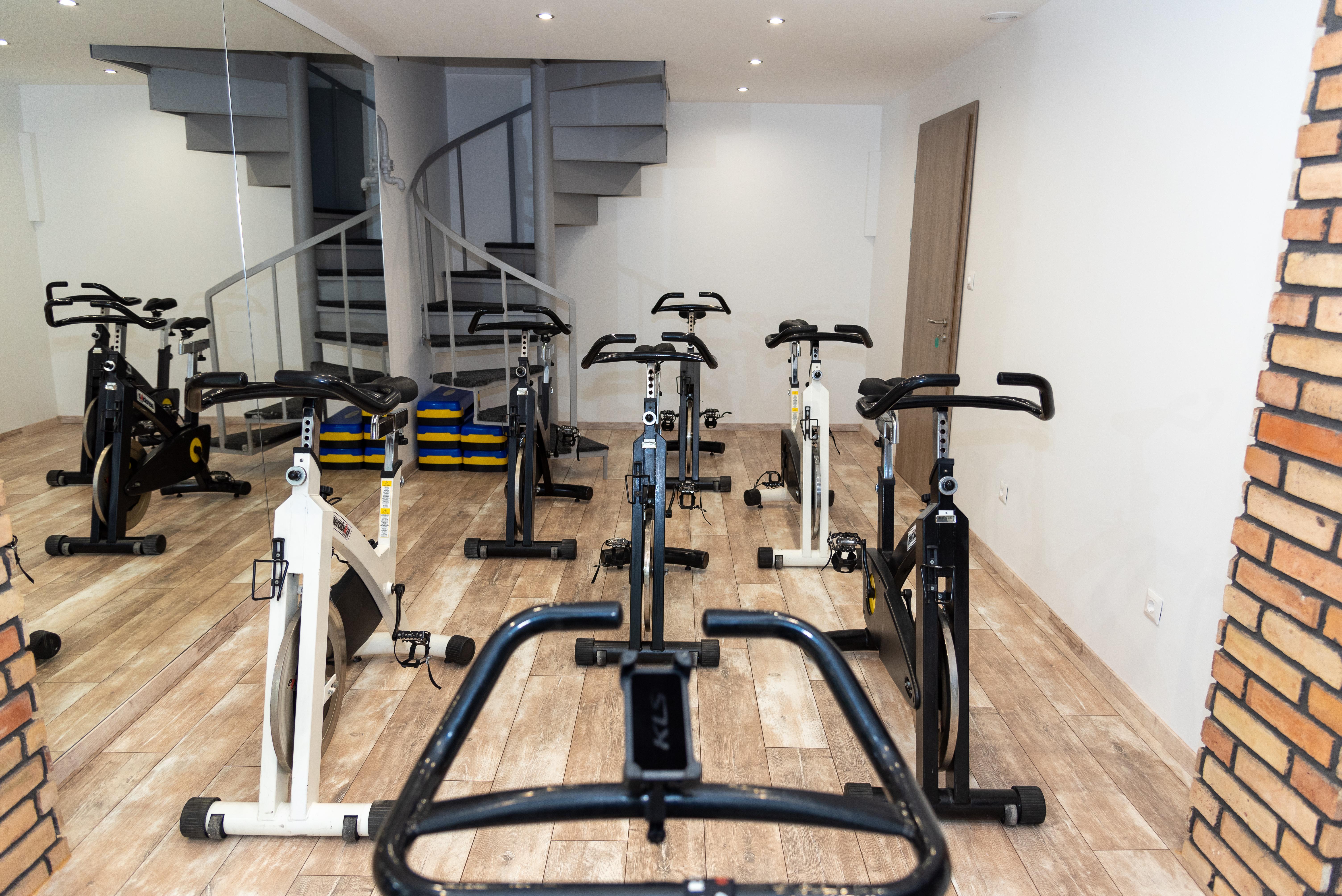 Kisterem - indoor cycling